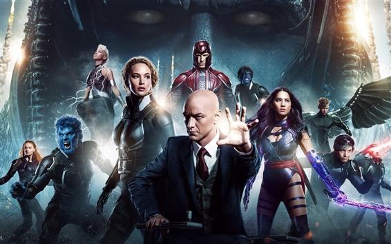 Обои 2016 X-Men: Апокалипсис