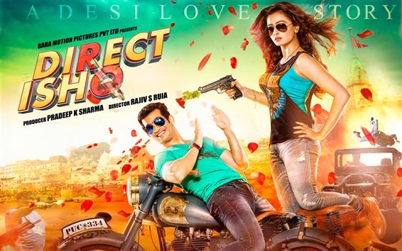 Fond d'écran Ishq Direct 2016 film indien