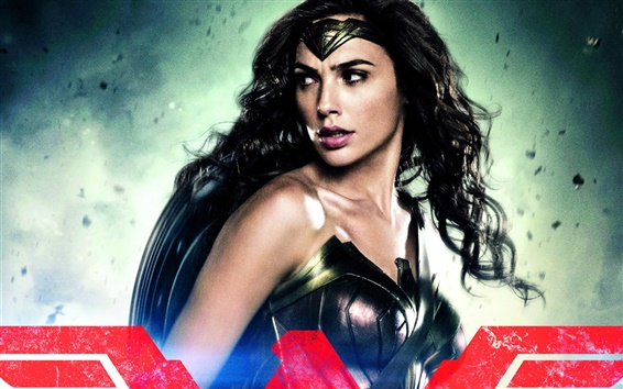 Fond d'écran Gal Gadot, Batman v Superman: Dawn of Justice