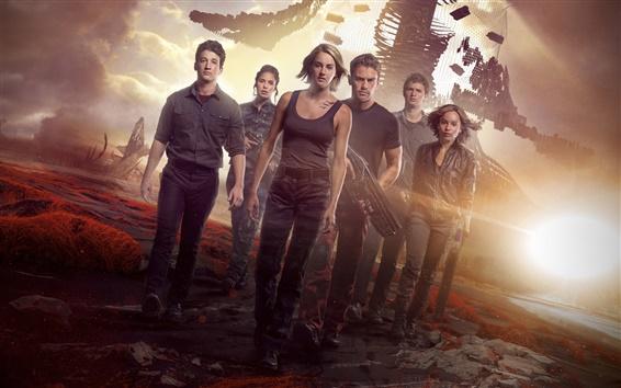Wallpaper The Divergent Series: Allegiant HD
