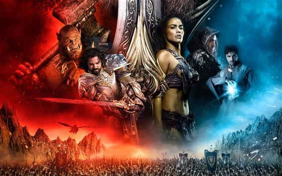 Hintergrundbilder Warcraft 2016 Film