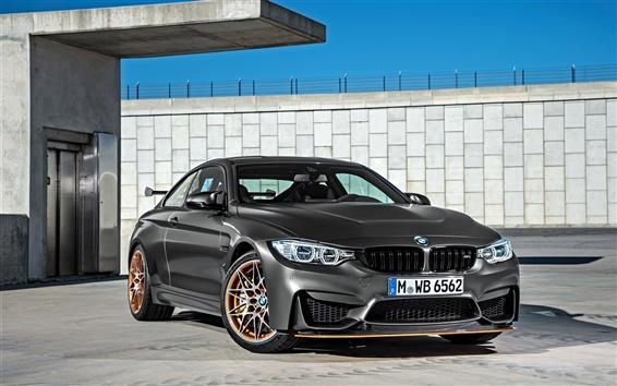 Обои 2015 F82 вид купе спереди BMW M4 GTS