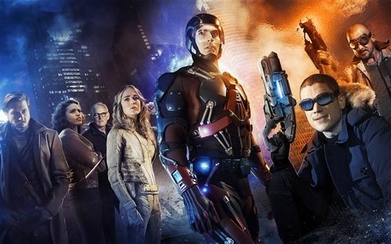Wallpaper 2016 TV series, Legends of Tomorrow