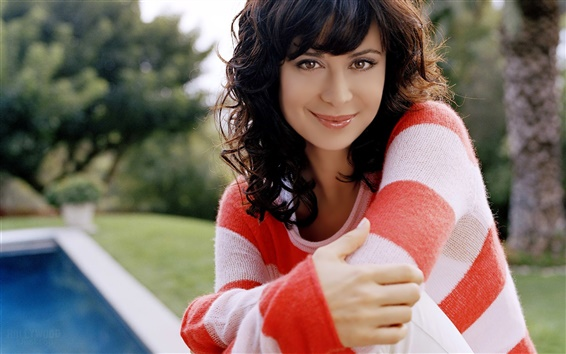 Wallpaper Catherine Bell 01