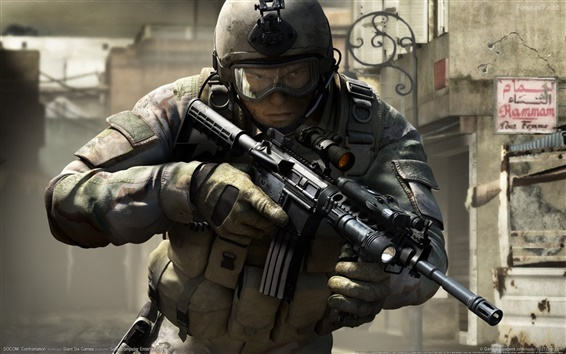 Обои игра Counter Strike PC