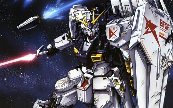 Wallpaper Mobile Suit Gundam, Japanese anime