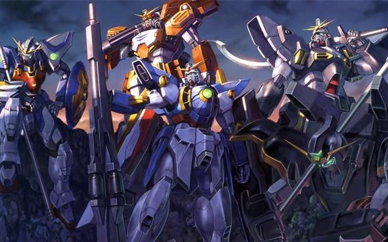 Wallpaper Mobile Suit Gundam