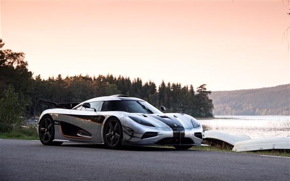 Wallpaper Koenigsegg supercar