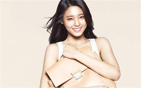 Fondos de pantalla chicas coreanas, Seolhyun 02