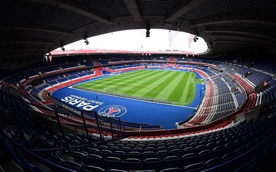 Fondos de pantalla UEFA EURO 2016, Parque de los Príncipes, Francia