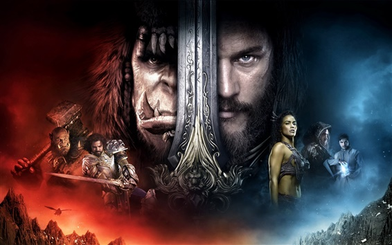 Обои 2016 Warcraft HD