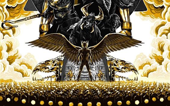 Wallpaper 2016 movie, Gods of Egypt
