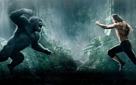2016 movie the legend of tarzan wallpapers movies hd - Tarzan wallpaper ...