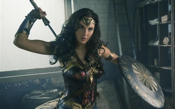 Wallpaper 2017 Gal Gadot in Wonder Woman