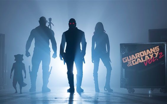 Papéis de Parede 2017 filme, Guardians of the Galaxy 2