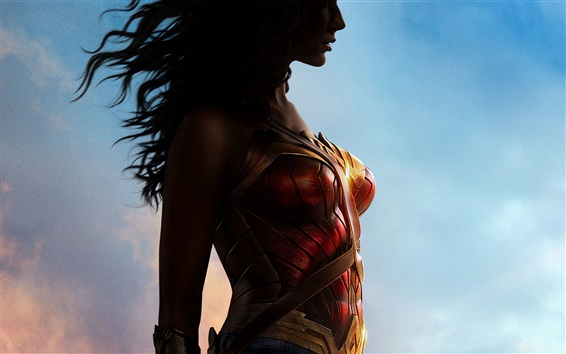 Fondos de pantalla 2017 película, la Mujer Maravilla