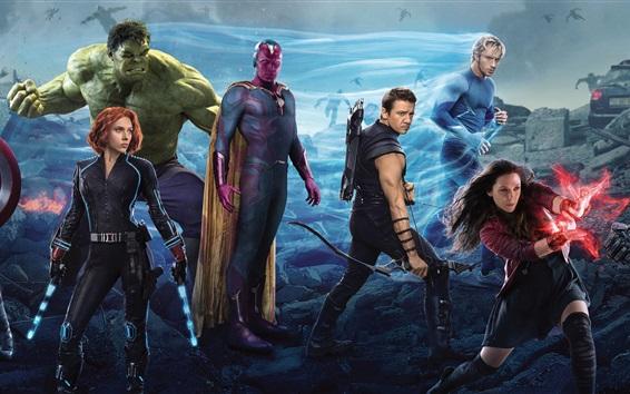 Papéis de Parede Avengers 2