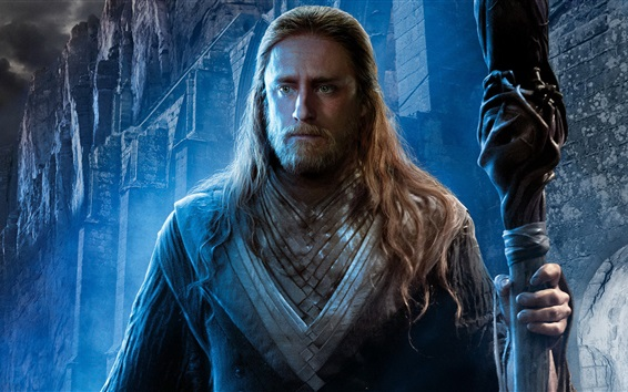 Fondos de pantalla Ben Foster, Medivh, 2016 Warcraft