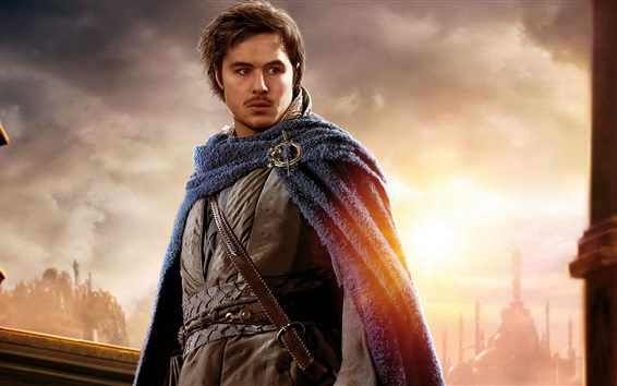 Wallpaper Ben Schnetzer, Khadgar, Warcraft 2016