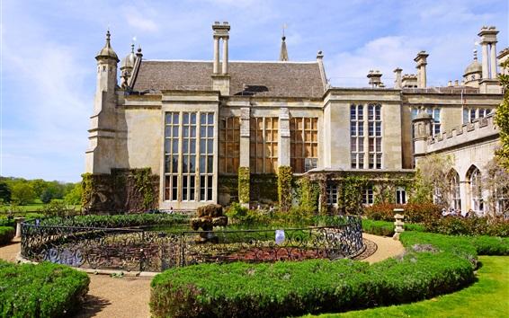 Обои Берли дом, Англия