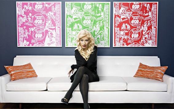 Fond d'écran Christina Aguilera 18