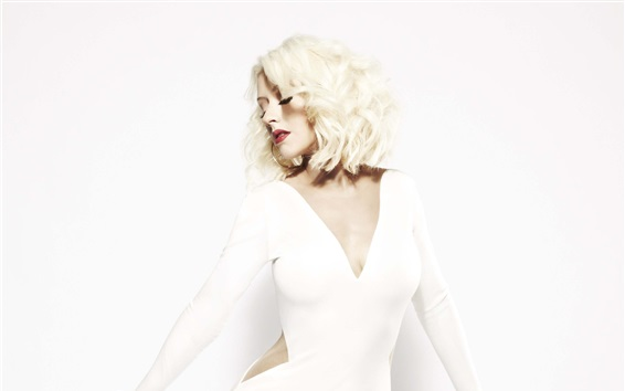 Wallpaper Christina Aguilera 19