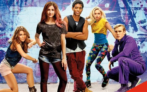 Hintergrundbilder Dance Camp TV-Serien