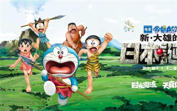 Papéis de Parede Doraemon 2016 filme
