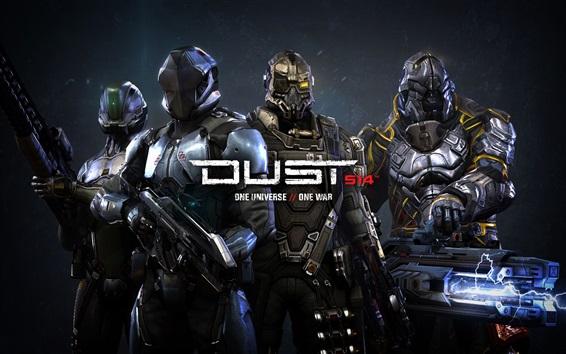 Fond d'écran Dust jeu PC 514
