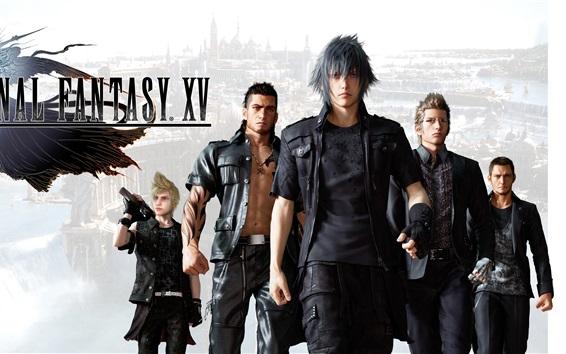 Wallpaper Final Fantasy XV