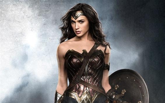 Wallpaper Gal Gadot as Wonder Woman 2017
