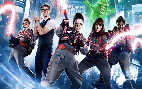 Wallpaper Ghostbusters HD