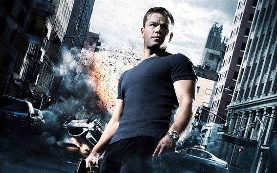Papéis de Parede Jason Bourne 2016