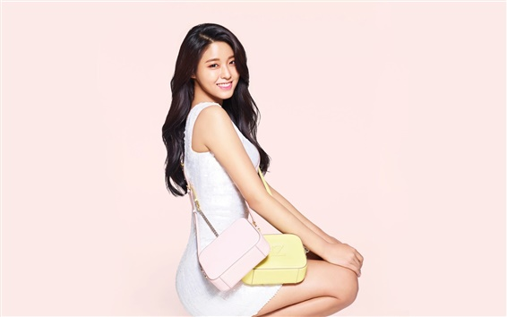 Wallpaper Korean girls, Seolhyun 04
