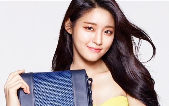 Wallpaper Korean girls, Seolhyun 06