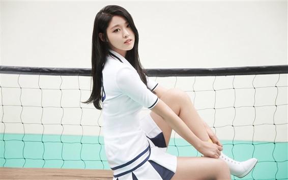 Papéis de Parede meninas coreanas, Seolhyun 07