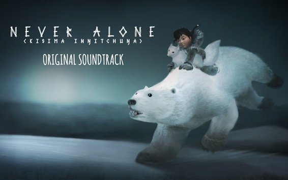 Wallpaper Never Alone, PC game