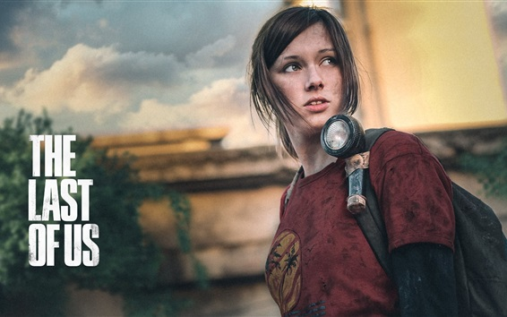 Fondos de pantalla The Last of Us, juego cosplay