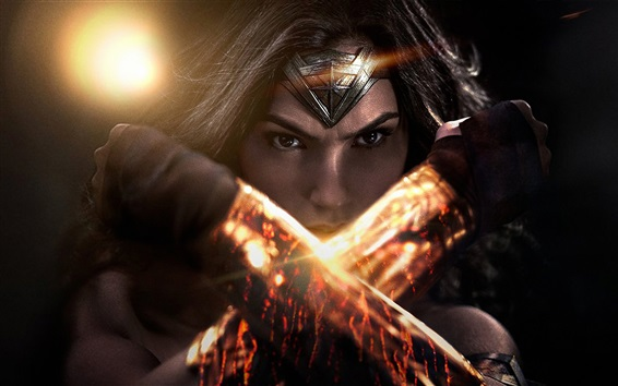 Wallpaper Wonder Woman, Gal Gadot