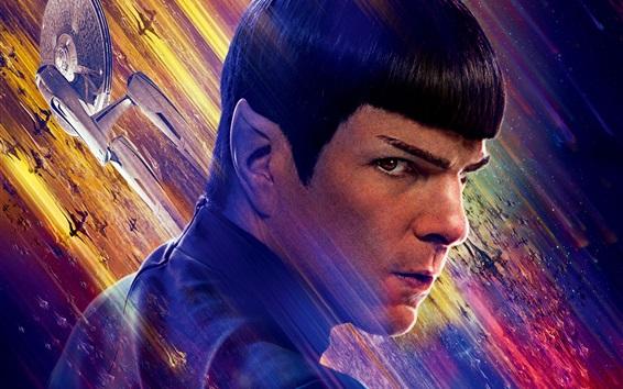 Papéis de Parede Zachary Quinto, Star Trek Beyond