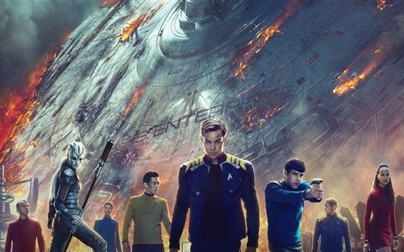 Wallpaper 2016 movie, Star Trek Beyond