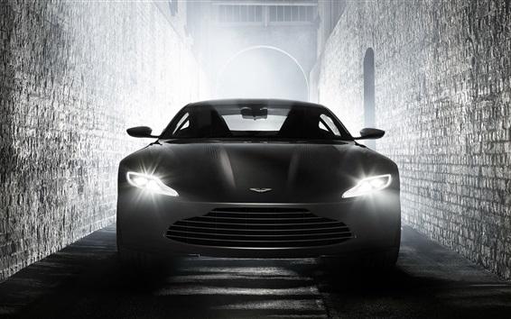 Обои Aston Martin DB10 суперкар вид спереди