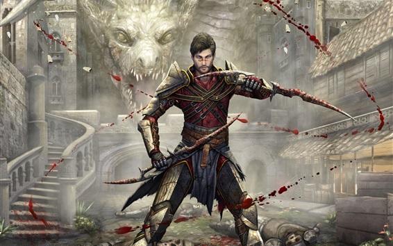 Fondos de pantalla Dragon Age, juegos de PC
