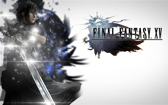 Final Fantasy Xv Hd Wallpapers Free Download: Wallpaper Final Fantasy XV Game HD HD, Picture, Image