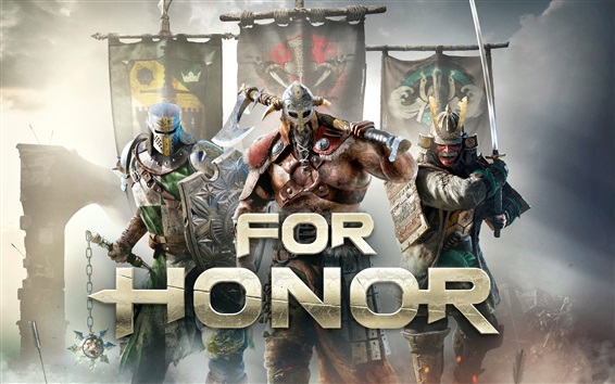 Wallpaper For Honor, Ubisoft PC game