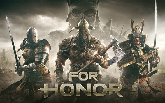 Wallpaper For Honor, Xbox game