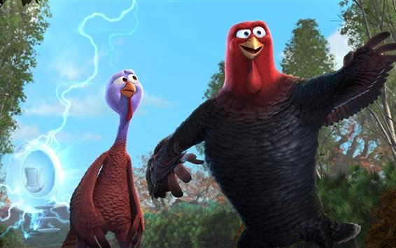 Papéis de Parede Livre Birds HD