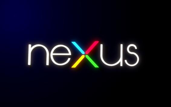 Wallpaper Google Nexus logo
