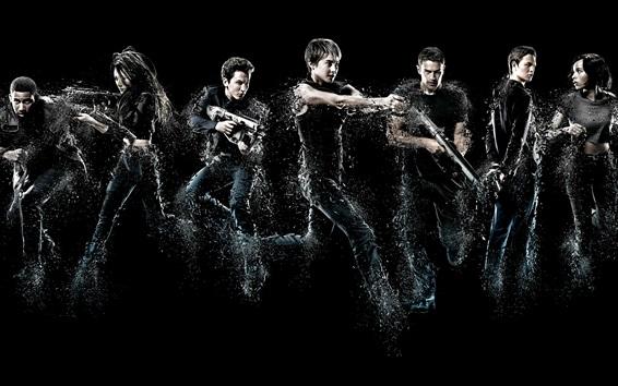 Wallpaper Insurgent 2015 movie