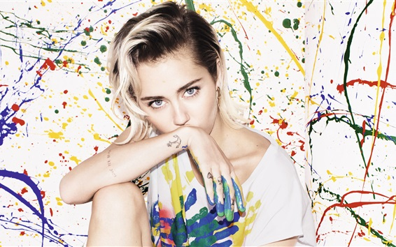 Wallpaper Miley Cyrus 04